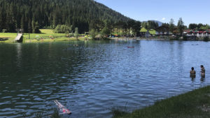 Trainingslager im Salzburger Land