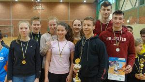Landesfinale / Badminton 2020